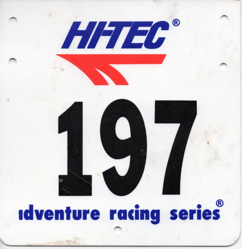 Hi-Tec Adventure Race - Hartford 2001