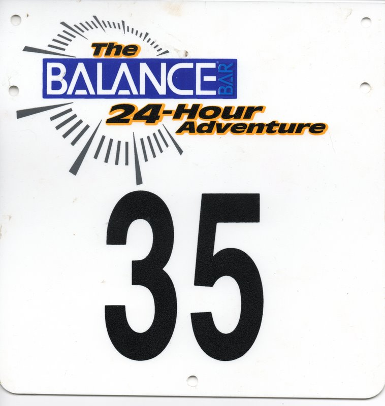 Balance Bar 24 Hour Adventure Race Boston