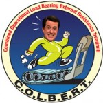 colbert patch for NASA