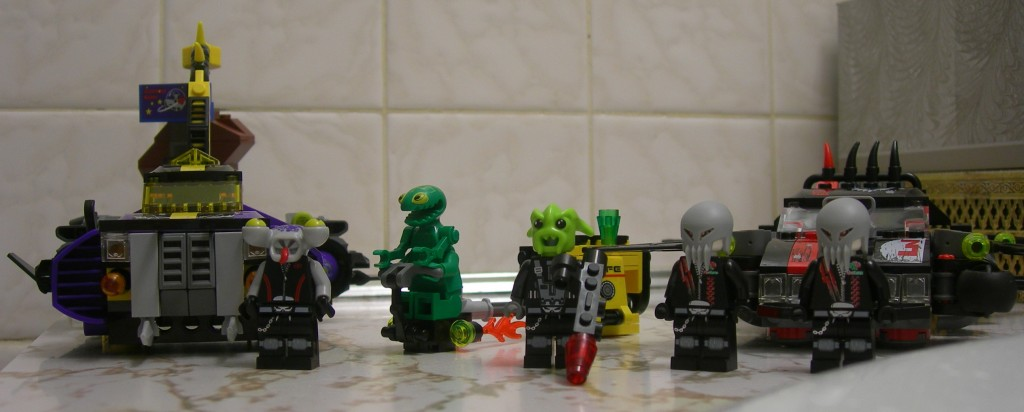 LEGO Alien Outlaws