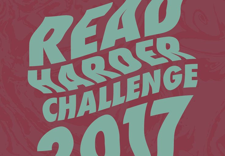 Book Riot's Read Harder Challenge 2017